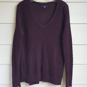 (Sz M) American Eagle Outfitters knit Sweater.